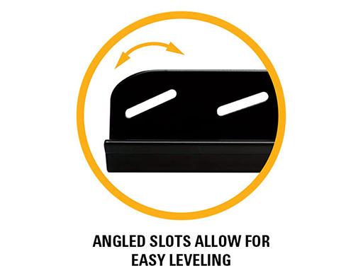 Sanus Accents Aml2 Fixed Position Wall Mounts Mounts