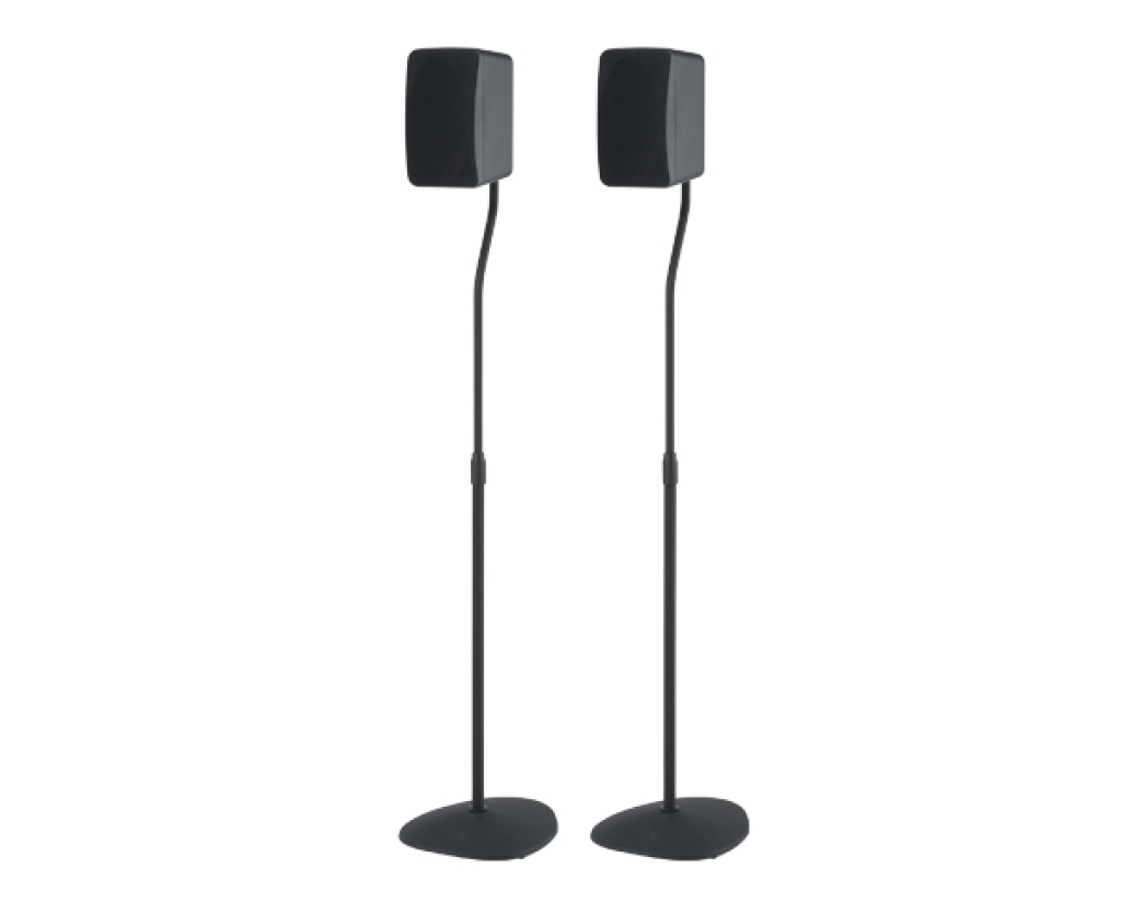 SANUS Accents HTSAT Home Theater Series Speaker Stands Speaker