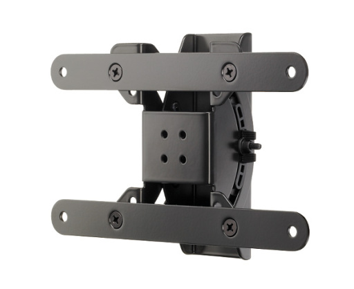 SAN10 Black Front Left Brackets